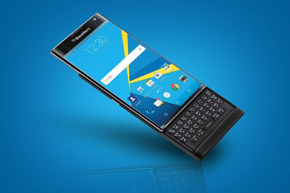 The following BlackBerry smartphone with Android to come will be much cheaper 1