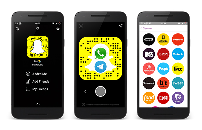 Snapchat could incorporate audio notes, video calls and voice calls 1