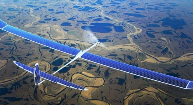 Google Project SkyBender - Drones e conectividade 5G 1