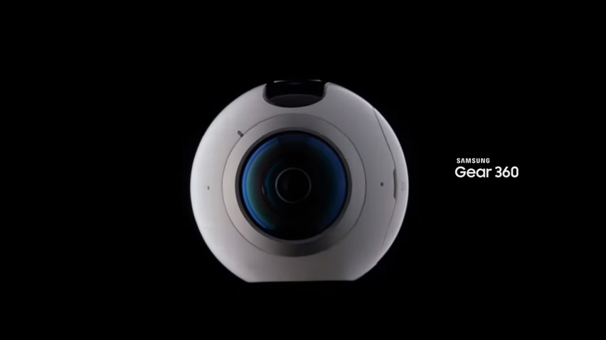 The new Samsung Galaxy S7 and S7 Edge are here and bring Gear 360 camera that takes all 2