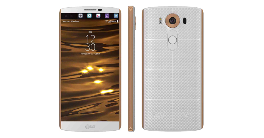 LG V10 updates to Marshmallow and it all looks the same, but everything is different 1