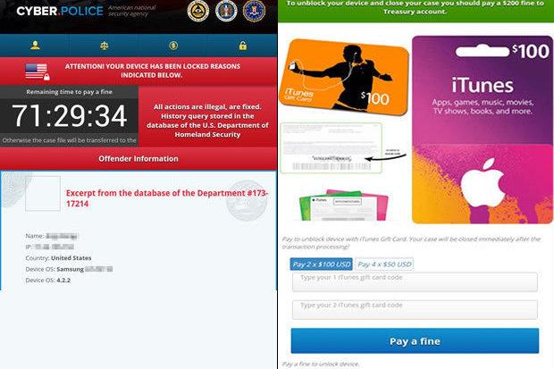 Nuevo ataque drive-by utilizado para instalar ransomware en Android 1