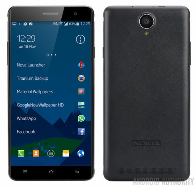 El Nokia A1 puede suponer el regreso de la famosa marca con un smartphone Android de gama media 1