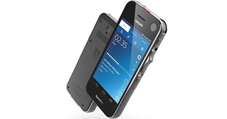 Philips SpeechAir es la primera grabadora de voz con Android 1
