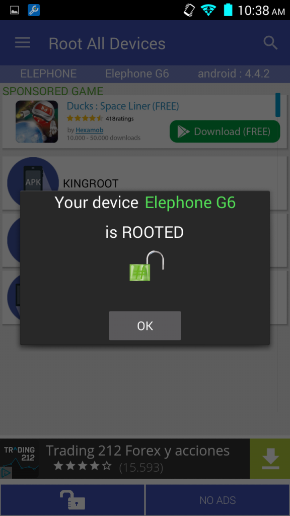 check root all devices android