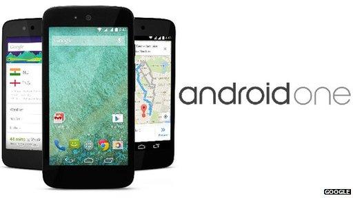 Google lanca Android One na nova divisao de hardware 1
