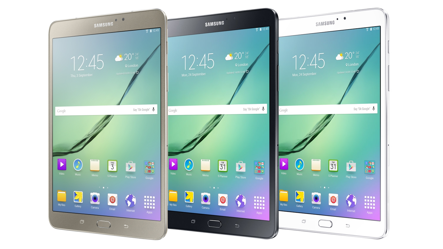 Samsung Galaxy Tab S2 8.0 is updated to Android 6.0.1 in England 1