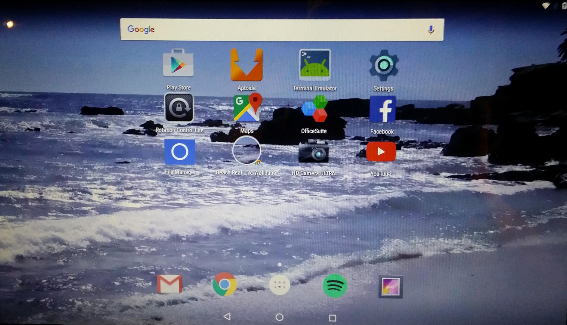 Android 6.0 Marshmallow aterriza en tu PC usando Android-x86 6.0-rc1 1