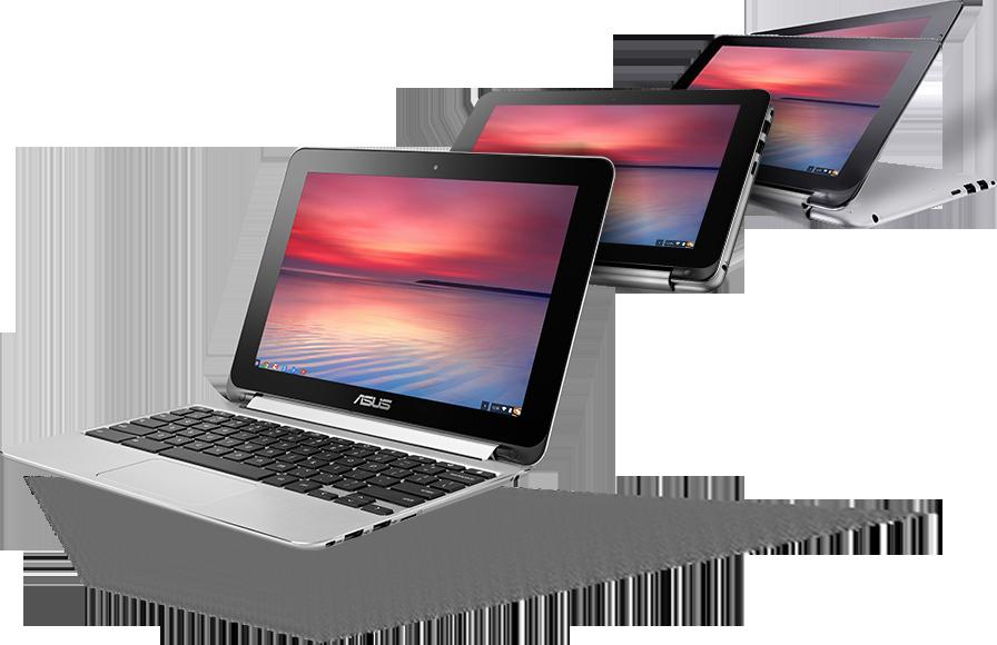 Llega el primer Asus Chromebook con apps Android 1