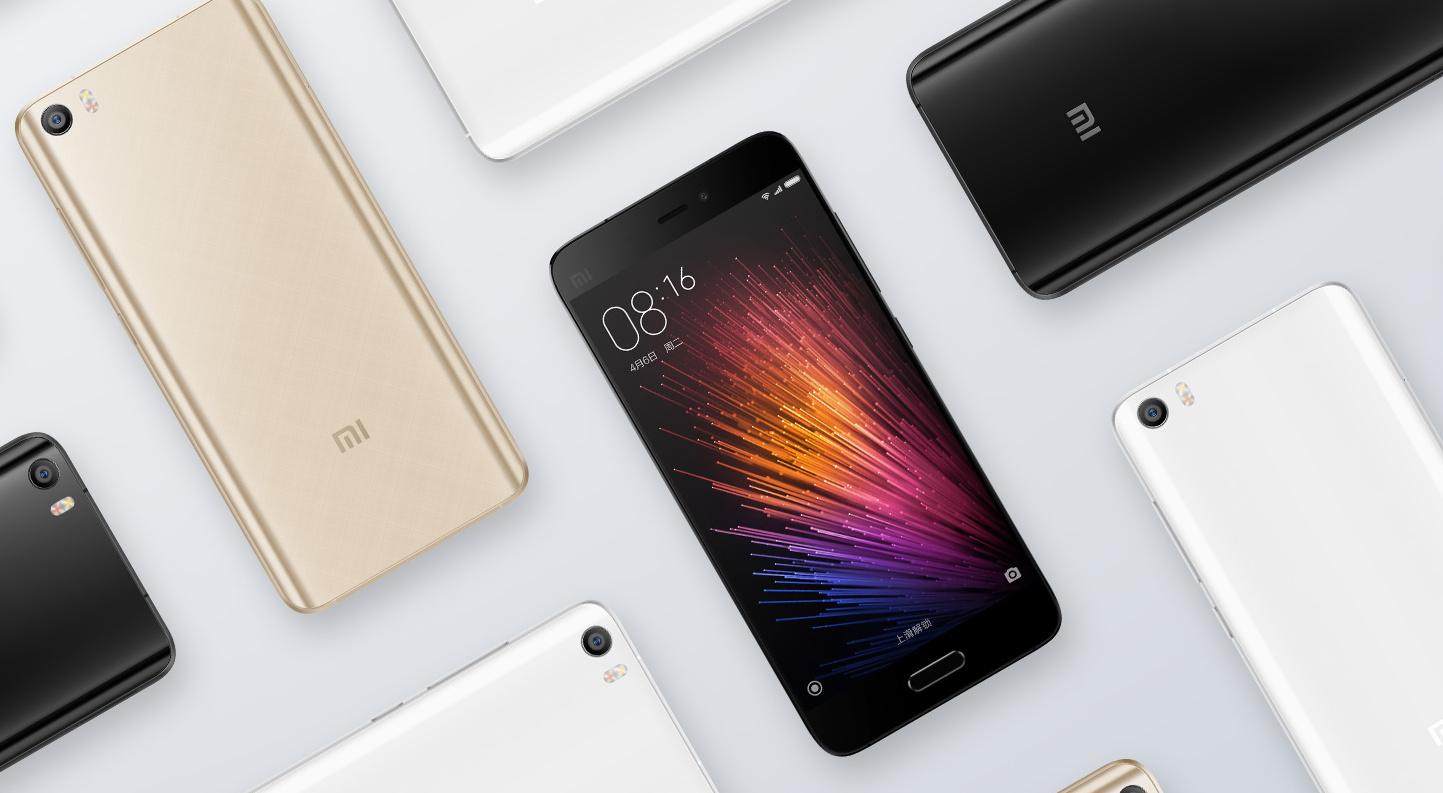 Xiaomi trabaja en un smartphone resistente al agua 1