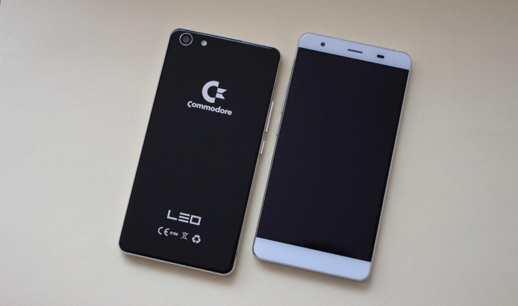 Leo e o nome do novo smartphone da Commodore 1