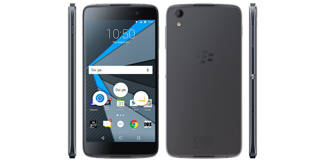 BlackBerry DTEK50 is the most secure Android smartphone in the world 1