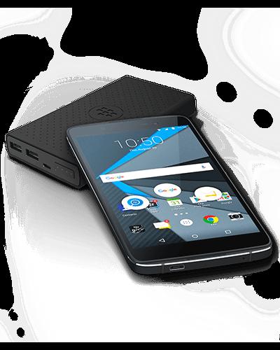BlackBerry DTEK50 es el smartphone Android mas seguro del mundo 1