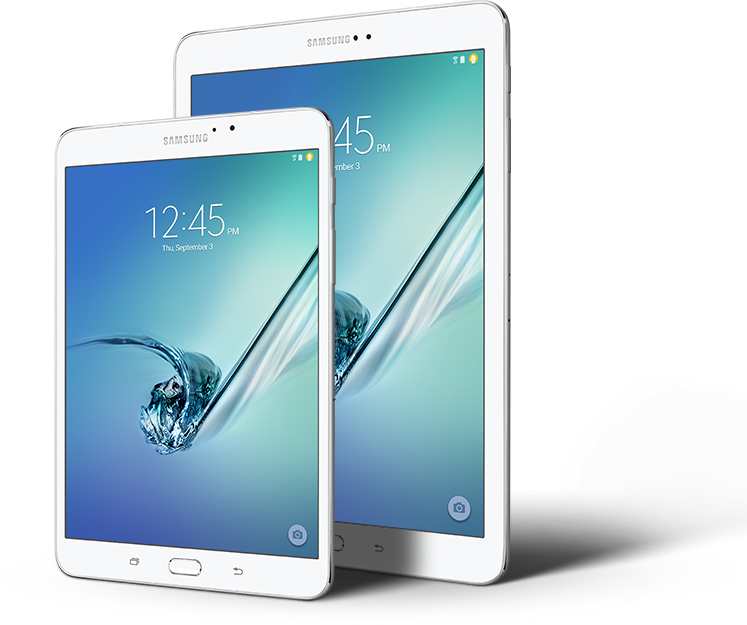 Samsung Galaxy Tab S2 receives the update to Android 6.0.1 Marshmallow 1