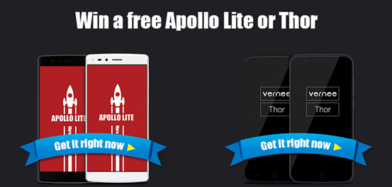 Vernee Big Time: Flash Sale, descuento y smartphones gratis 4