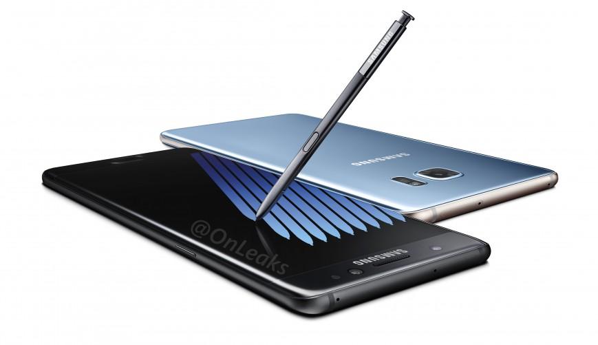 Samsung Galaxy Note 7 sera lancado o 19 de agosto 1
