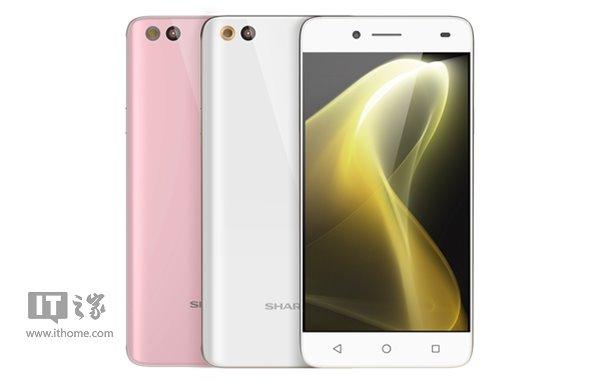 Sharp M1 es oficial con un diseno similar al del Xiaomi MI 5 1