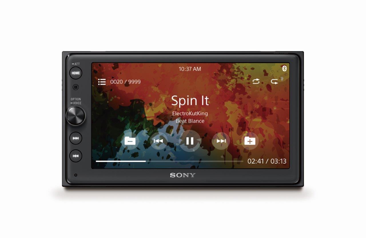 Sony anuncia XAV-AX100, dispositivo compatible con Android Auto 2 y Car Play 1