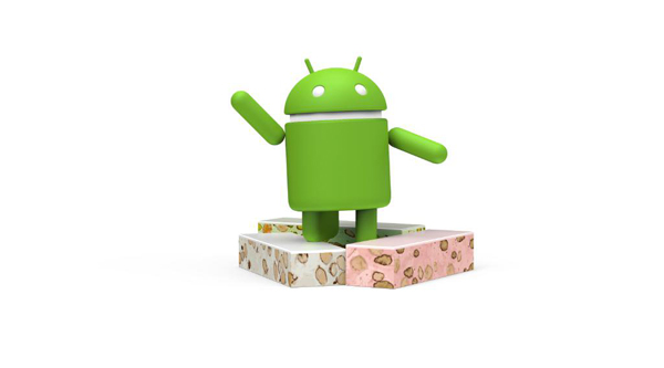 A implantacao de Android Nougat comeca em dispositivos Nexus 1
