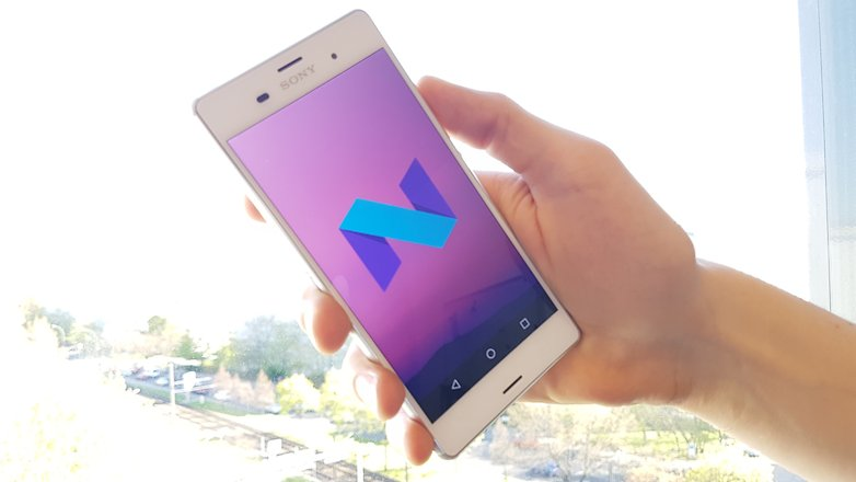 Sony confirms the update to Android Nougat for the following models 1
