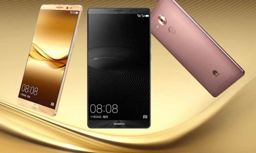 Huawei Mate 9, new leak for Android Nougat smartphone at IFA 1
