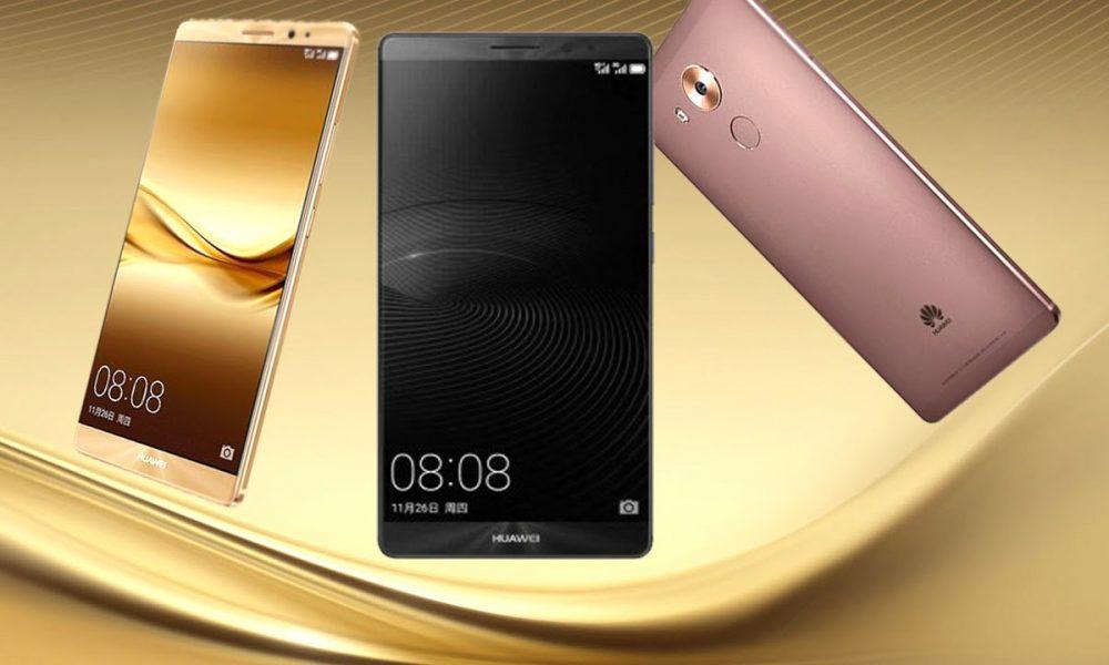 Huawei Mate 9, nueva imagen con Android Nougat antes de evento IFA 1