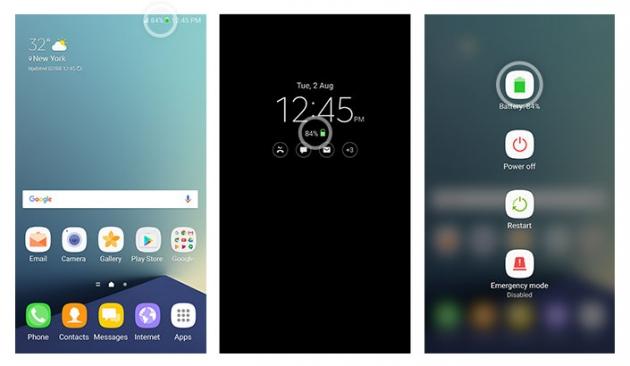 Samsung no respeta las directrices de Android 1
