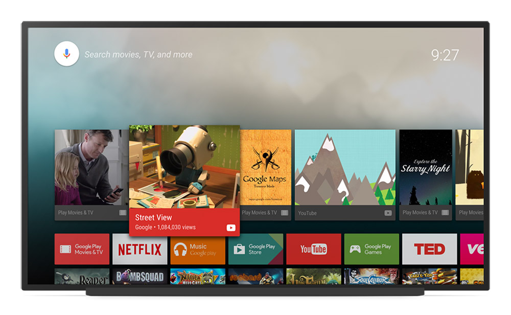Android TV 7.0 supports all major HDR formats 1