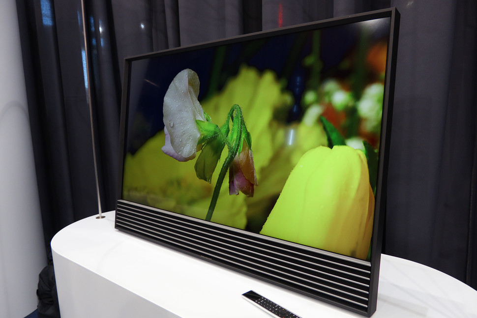 Beovision Horizon is the new Android TV by Bang & Olufsen 1