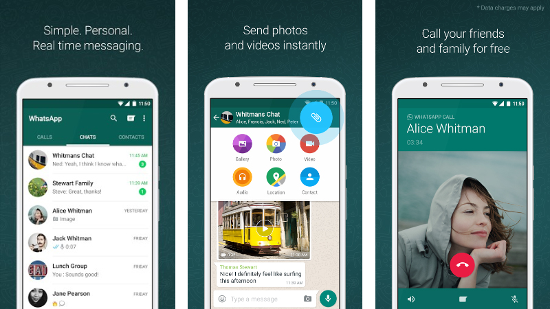 WhatsApp updated for Android and iOS: many new features for each operating system 1