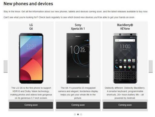 BlackBerry KEYone: a la venta en Europa el 5 de mayo 1