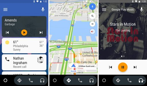 Peugeot e Citroën também escolhem Android Auto 1