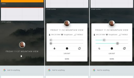 Google Fuchsia has a new design. Will be the successor of Android? 1