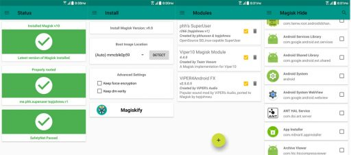 Cómo rootear tu smartphone Android con Magisk Manager 1