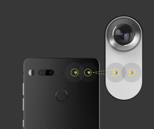 Essential Phone, the smartphone created by 'Android' Rubin 1
