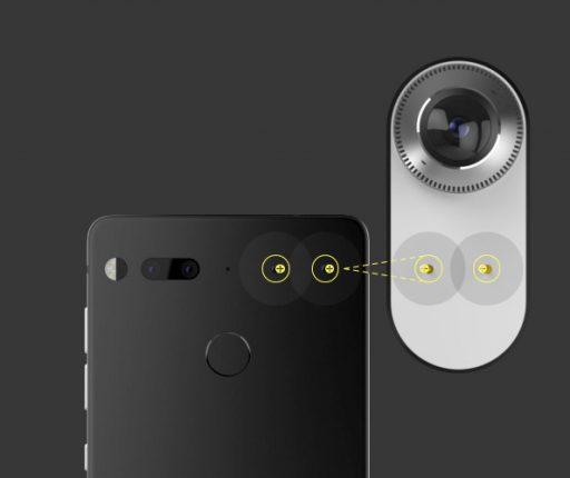 Essential Phone, o smartphone criado por 'Android' Rubin 1