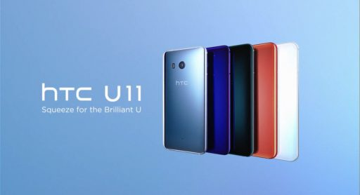 HTC U 11: here is the smartphone with Squeeze feature 1