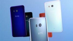 HTC U 11 smartphone Squeeze feature