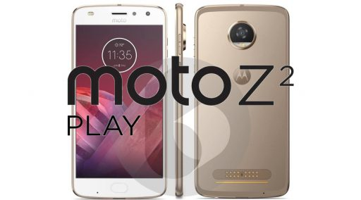 Moto Z2 Play will be thinner, but will have a lesser battery 1