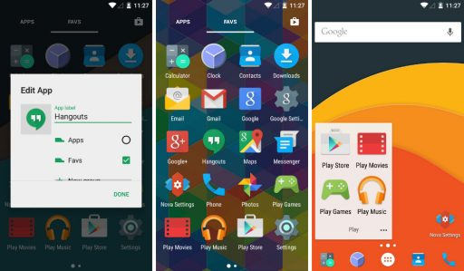 How to change icons on Android with and without alternative launchers 1