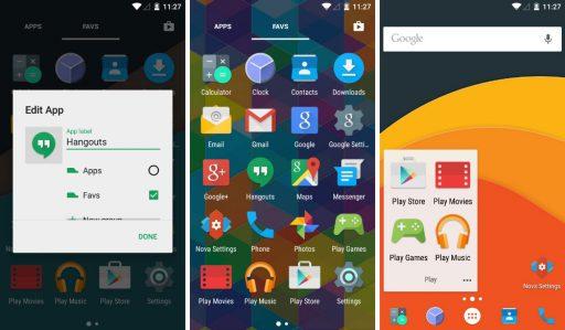 Cómo cambiar los iconos de Android con y sin launchers alternativos 1