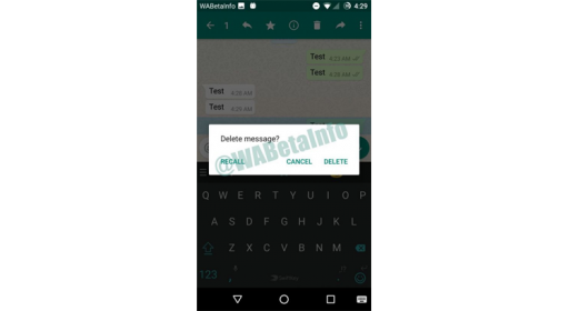 WhatsApp Beta, 6 radical changes for Android and iOS 1