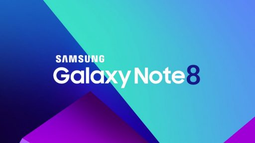 "Galaxy Note 8 con Infinity Display de 6,3"" y Android 7.1.1 Nougat"