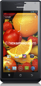Android update for HUAWEI Ascend P1(U9200) - Android updates